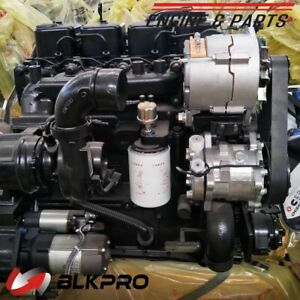 New Original Cummins Engine Complete B3 9 125 Hp Industry Agriculture No Core