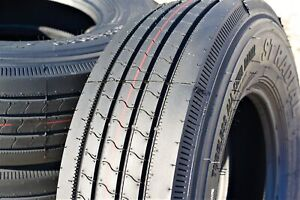 2 New Transeagle All Steel St Radial St 235 80r16 Load H 16 Ply Trailer Tires