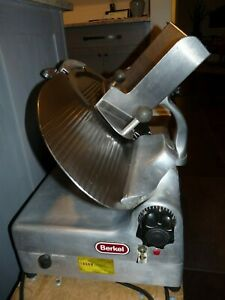 Berkel Commercial 818 Automatic Or Manual Deli Meat Cheese Slicer Ohio