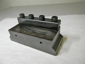 Seco Indexible Cutoff Blade Tool Block 1 1 4 Blade Height 71876