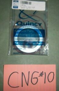 Quincy Air Cng Compressor O ring Seal Kit Factory Parts 110776g