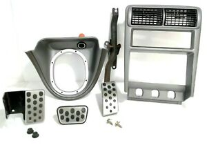 03 04 Ford Mustang Mach 1 Special Edition Radio Shifter Bezel Pedal Set Oem