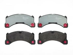 Brembo Front Low Met Brake Pads Set For Porsche Cayenne Base Diesel Turbo 11 13