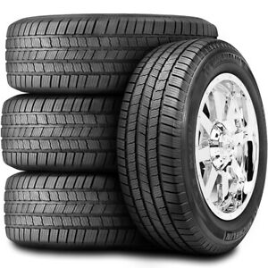 4 New Michelin Ltx M S2 255 70r18 112t Dealer Take Off New Tires