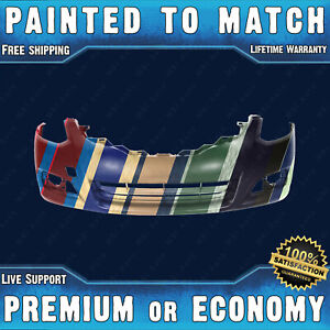 New Painted To Match Front Bumper Replacement For 2010 2013 Nissan Altima Coupe