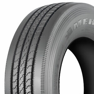 Americus Ap 2000 225 70r19 5 Load G 14 Ply Steer Commercial Tire