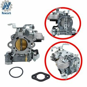 New Carburetor Type Fit For Rochester Gm 1 Barrel 6 Cylinder Nj Fast