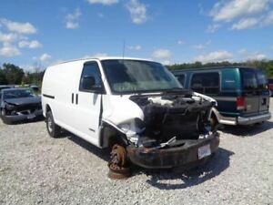Console Front Floor With Stowage Compartment Fits 03 07 Express 1500 Van 553323
