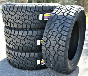4 New Suretrac Wide Climber A t Ii Lt 33x12 50r20 E 10 Ply At All Terrain Tires