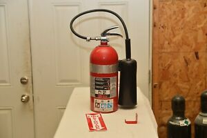 10 Lb Co2 Ansul Fire Extinguisher Used In Very Good Condition Needs Hydro Test