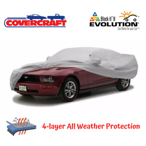 Covercraft Evolution Custom Fit Car Cover For Ford Mustang Coupe 2005 2009