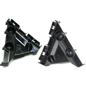 Bumper Retainer Set For 2007 2011 Toyota Camry Rear Left Right 2pc