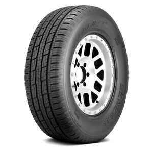 2 New General Grabber Hts 60 255 65r16 109h A s All Season Tires