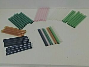 Color 12mm X 2 Mm Thickness 8 od Glass Blowing Tube Pyrex