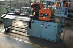 Scotchman Cpo 315rfa ht Automatic Cold Saw New 2005