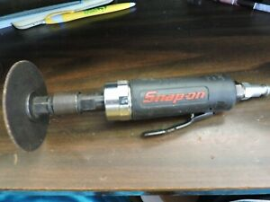 Snap On Die Grinder Air Mini 1 4 Collet 25 000 Rpm Pt100a Air Tools Auto Fre Shp