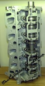 4 6 Ford Expedition Explorer F150 V 8 Sohc 1l2e Cylinder Head 97 14 Right Side