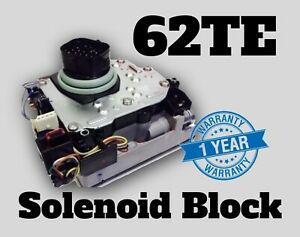 Dodge Chrysler 62te Solenoid Block Pack Voyager Mopar 1 Year Warranty