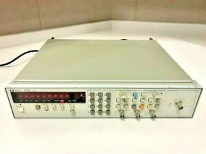 Agilent Hp Keysight 5334b Universal Counter With Option 060
