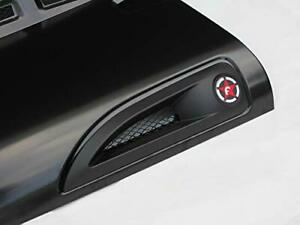 Hood Side Vent Cover Trim Avenger Style Hood For Jeep Wrangler Unlimited Rubicon
