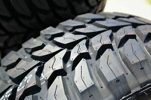 New Crosswind M T Lt 305 70r16 33x12 00r16 Load E 10 Ply Mt Mud Tires