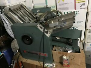 Baum 714 Folding Machine