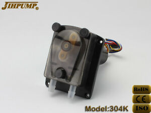 Dc Gear Motor Easy Install Peristaltic Pump High Flow 24v For Beverage Vending