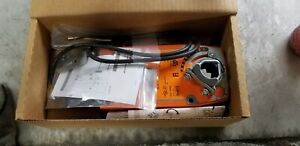 New Belimo Damper Actuator On off Spring Return 24 240 Vac 24 125 Vdc Afbup