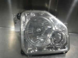 2008 2009 2010 2011 2012 Jeep Liberty Left Drivers Headlight Oem 814312