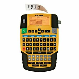 Dymo 1801611 Rhino 4200 Industrial Labeler One touch Hot Key Shortcuts Help