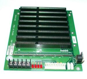Mitac Mbp 208 8 slot Computer Backplane Circuit Board