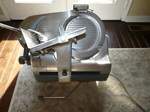 Hobart 2712 Automatic Or Manual Commercial Deli Meat Cheese Slicer Ohio 2 Speed