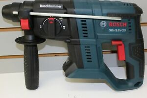 No Box New Bosch Gbh18v 20 18v 3 4 Inch Sds Plus Rotary Hammer Tool Only