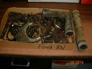 20 lbs Original Ford 8n 9n Tractor Bolts Hoses Small Parts Etc 2n 8n Ford