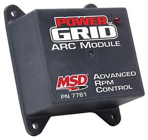 Msd Ignition 7761 Power Grid Ignition Arc Module