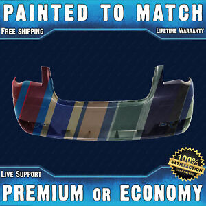 New Painted To Match Front Bumper For 2008 2009 2010 Chrysler Town And Country
