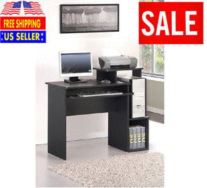 Home Office Computer Desk For Small Spaces Compact Offices Furniture Workstation