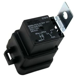 Song Chuan 24vdc Automotive Relay 896h 1ch d1sw W With Diode