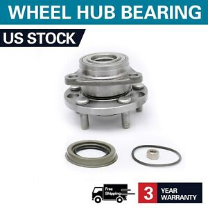 1x Front Wheel Bearing Hub For Pontiac Grand Am Chevy Cavalier Cimarron 513017k