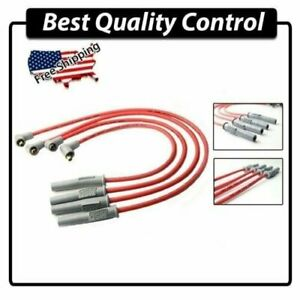 Msd Factory Ignition Spark Plug Cable 8 5mm Wire 1997 01 Honda Crv B20b 2 0l