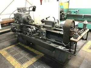 Monarch 16 X 54 Manual Metal Engine Lathe Model K