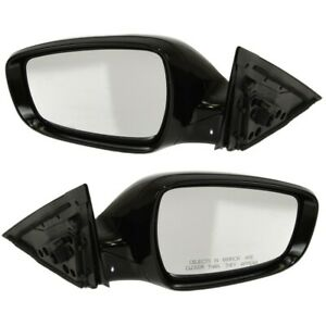 Power Mirror Set For 2012 2013 Hyundai Veloster With Turn Signal Panoramic Roof