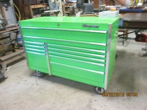 Green Snapon Tool Box Krl722 Bpjj