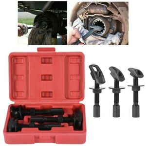 Rear Axle Bearing Puller Puller Slide Hammer Set Extract Repair Installer W Case