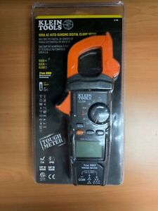 Klein Tools Cl700 600a Ac True Rms Auto ranging Digital Clamp Meter New