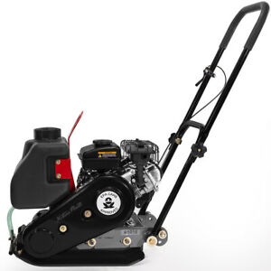 Gas Plate Compactor W Water Tank Vibration Tamper Epa Carb 2 5hp Engine
