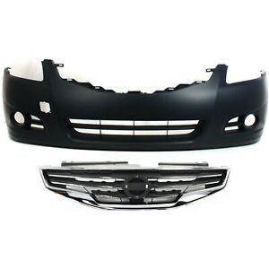 New Auto Body Repair Kit Front For Nissan Altima 2010 2012