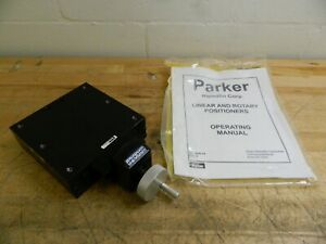 Parker Manual Linear Rotary Positioner Electromechanical Automation 4955 04
