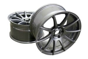 Forgestar Cf10 19 Inch Gunmetal Alloy Wheels 19 9 5 Rims Ford Mustang Ecoboost