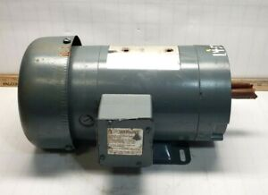 Magnetek 3 4 Hp Variable Speed Dc Motor 180 Vdc 1750 Rpm Te 21742100 D710